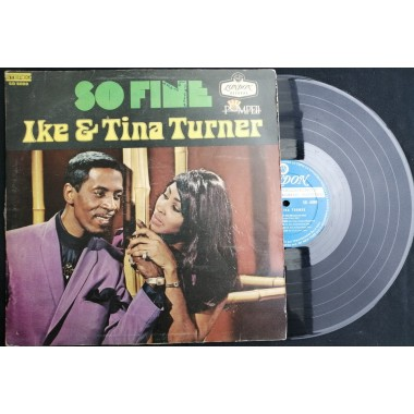Ike & Tina Turner - So Fine - Colombia