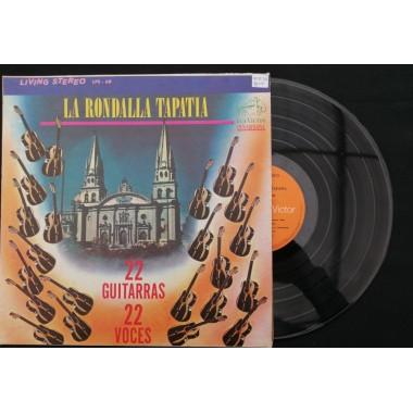 La Rondalla Tapatia, 22 Guitarras 22 Voces - Colombia