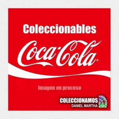 Oso Coca-Cola Botella En Mano Perú 9 cm X 12 cm X 6 cm