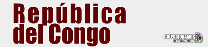 Billetes de República del Congo