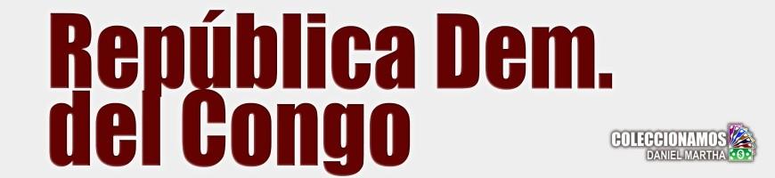 Billetes de República Democrática del Congo
