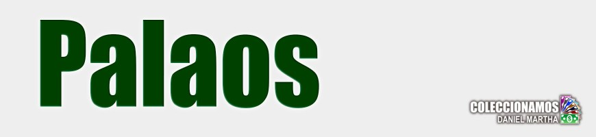 Billetes de Palaos