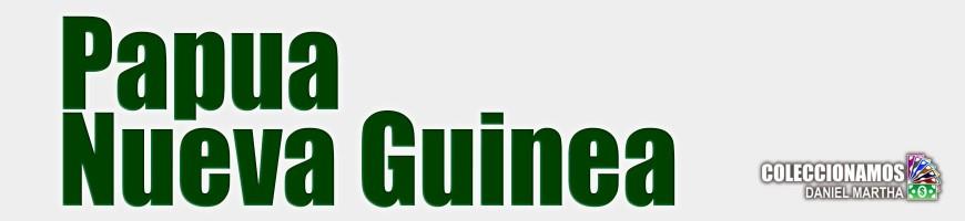 Billetes de Papúa Nueva Guinea