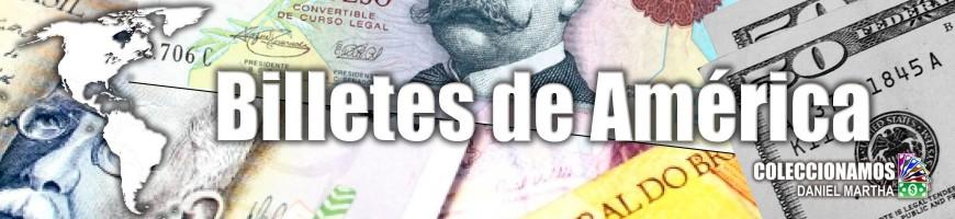 Billetes de América