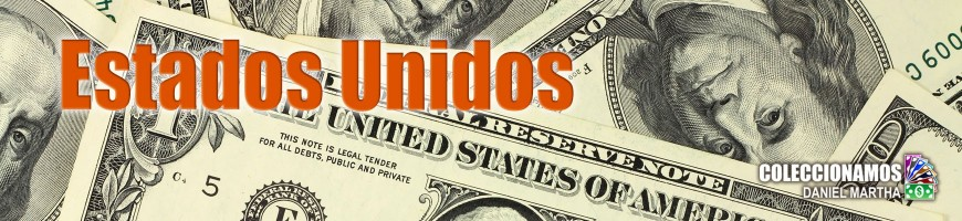 Billetes de Estados Unidos