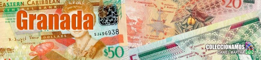 Billetes de Granada