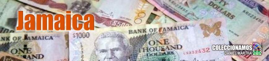 Billetes de Jamaica