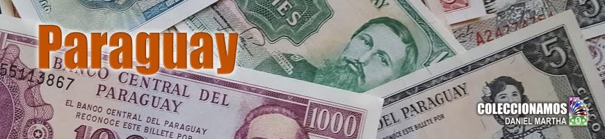 Billetes de Paraguay