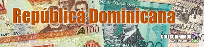 Billetes de República Dominicana