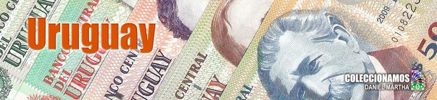 Billetes de Uruguay