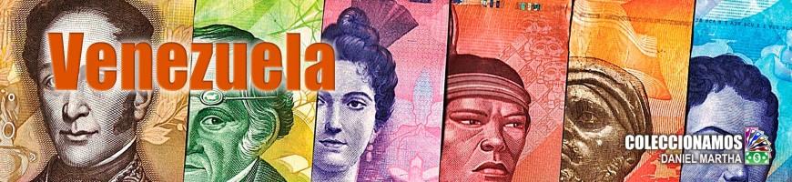 Billetes de Venezuela
