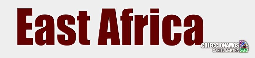 Billetes de East Africa