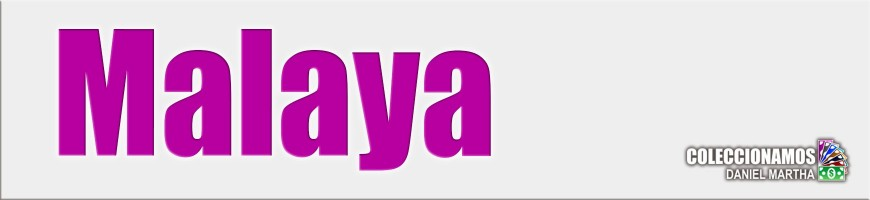 Billetes de Malaya