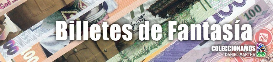 Billetes de Fantasia