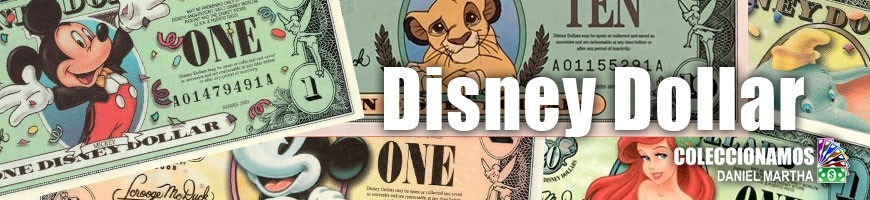 Billetes de Disney