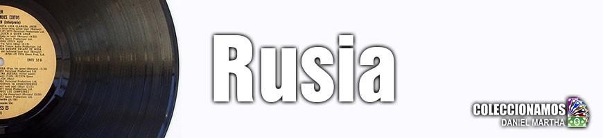 Música de Rusia
