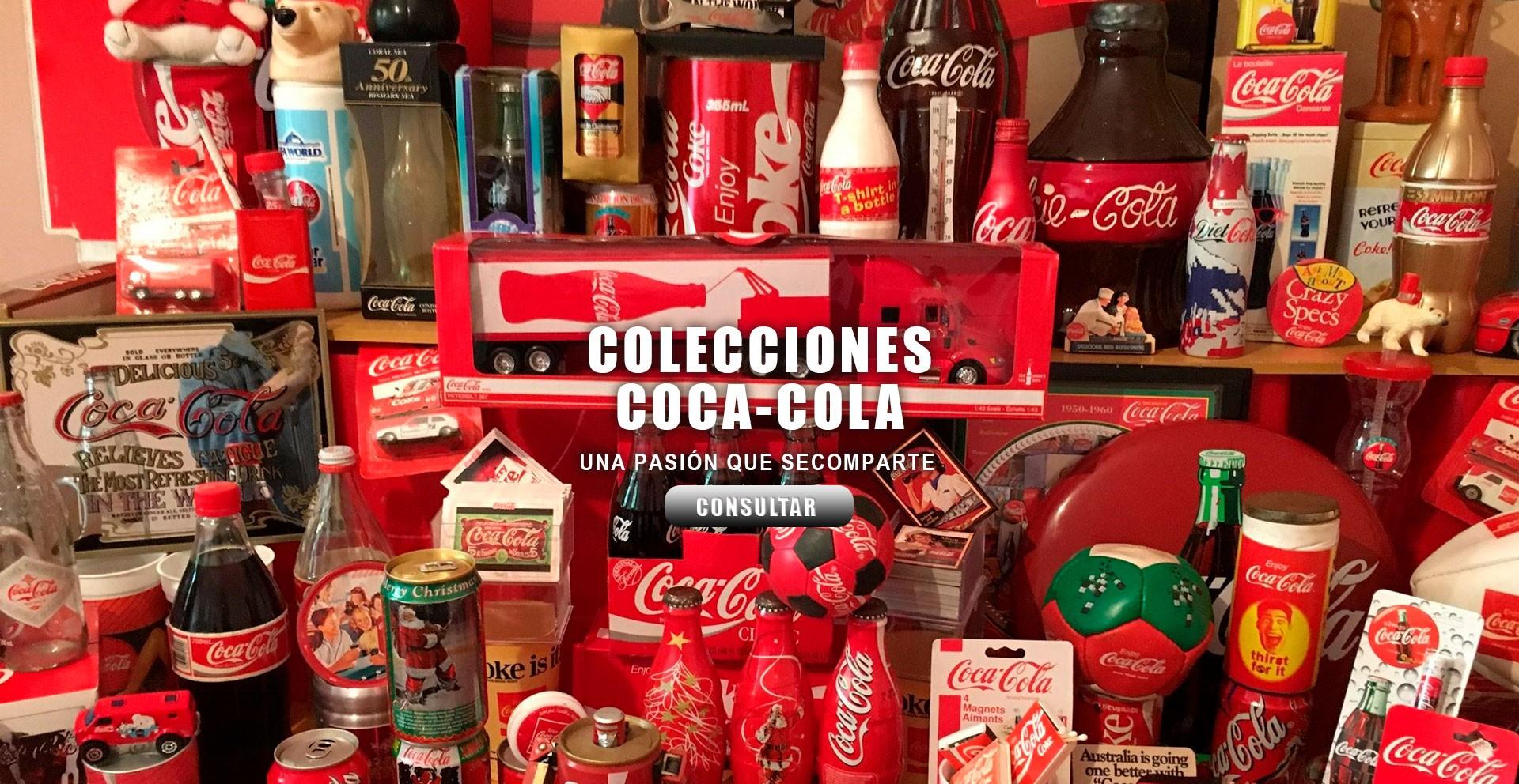 Colecciones Coca-Cola
